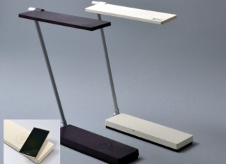 qi wireless desk-lamp