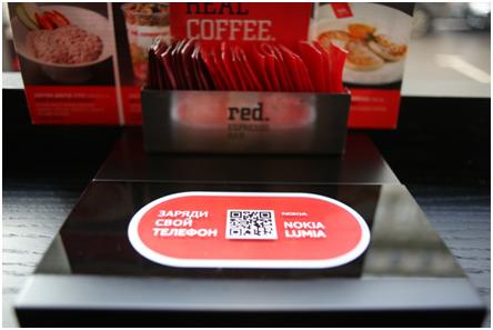 qi wireless red espresso lumia