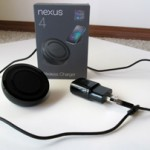 Nexus 4 Wireless Charger: Hands-on impressions