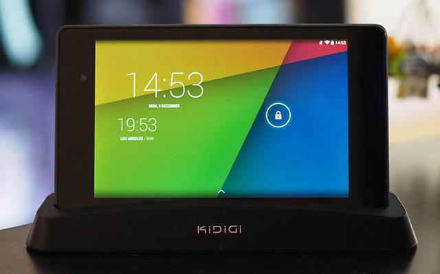 KiDiGi Qi Wireless Charging Dock