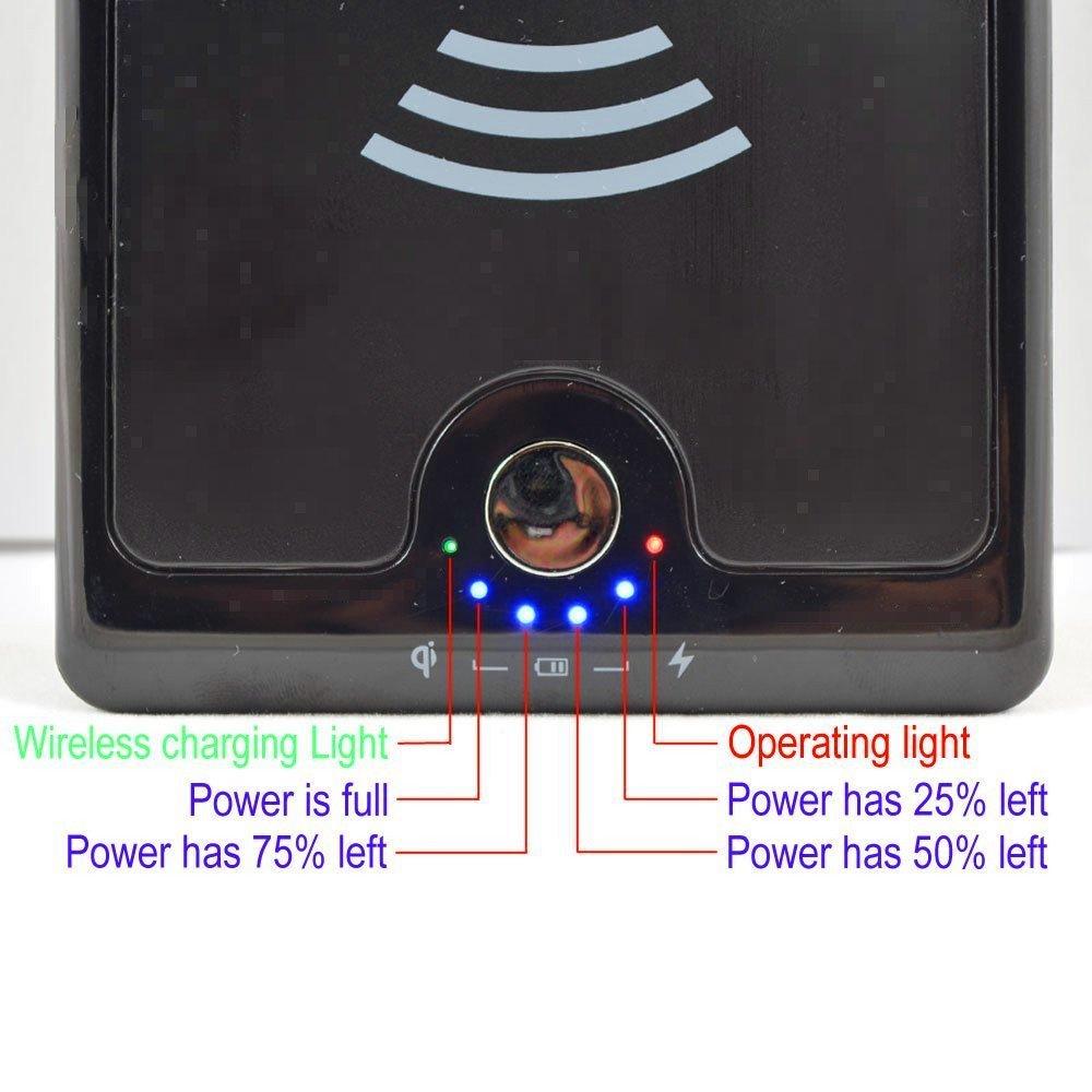 LuguLake Wireless Charger LED