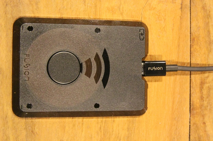 Fusion Wireless Charger and Receiver 5