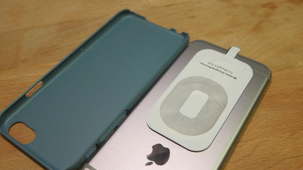 iPhone 6 wireless charging