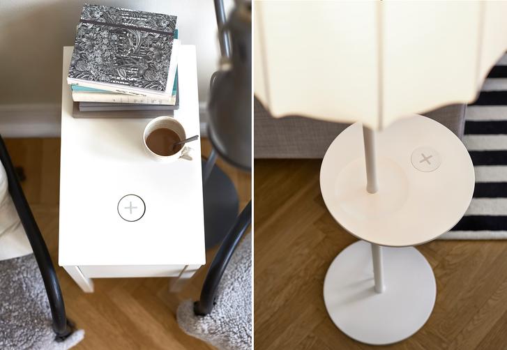 Ikea Launching Qi Enabled Wireless Charging Lamp
