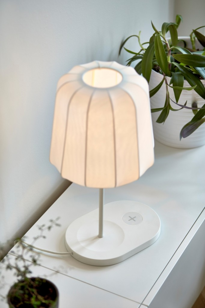 ikea launching qi enabled wireless charging lamp collection qi wireless charging. Black Bedroom Furniture Sets. Home Design Ideas