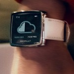 ReVault: The First Wearable Cloud Storage
