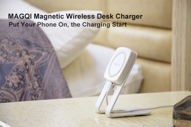 MAGQI wireless desk charger