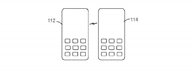 Sony wireless charging patent