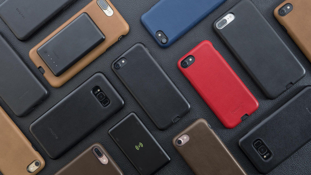 Mophie wireless charging cases